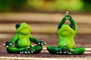 Yoga Abendgruppe für jedes Alter